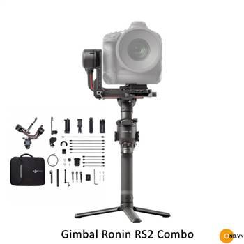 Gimbal Ronin RS2 Bản Combo - Chống rung quay phim máy ảnh