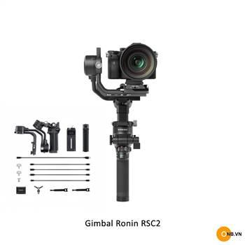 Gimbal Ronin RSC2 - Chống rung quay phim máy ảnh 3.2kg