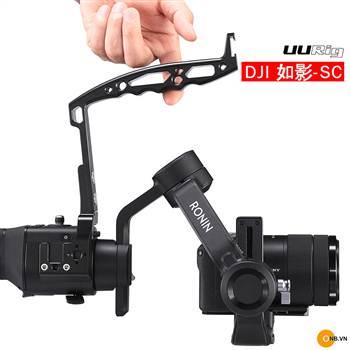 Uurig DH12 Tay cầm DJI Ronin SC hỗ trợ quay phim