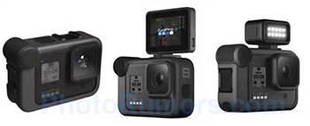 Hình ảnh đầu tiên về GoPro 8 sắp ra mắt 2019