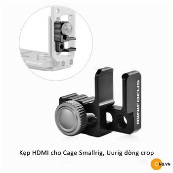 Kẹp HDMI dùng cho Cage Smallrig, Uurig dòng crop