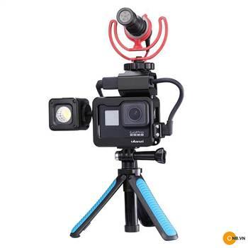 Khung Vlog quay phim Ulanzi V3 Pro Cho GoPro New 2019