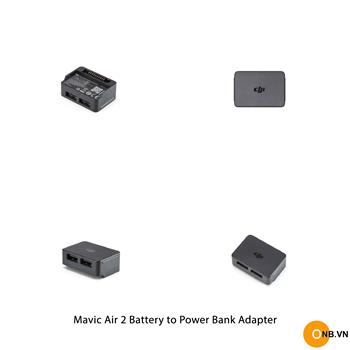 Mavic Air 2 - Air 2s Battery to Power Bank Adapter - Cục xả pin sạc dự phòng
