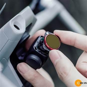 Mavic Air 2 VND Filter All in One hỗ trợ quay ban ngày và đêm
