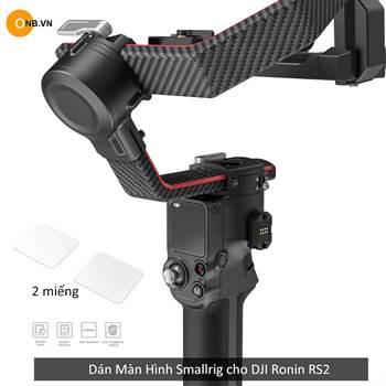 Miếng dán bảo vệ cường lực cho Gimbal Ronin RS2