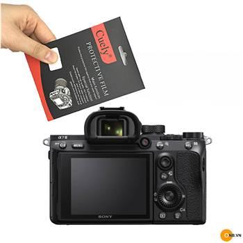 Miếng dán màn hình cường lực máy ảnh Sony A7III A7RIII A9