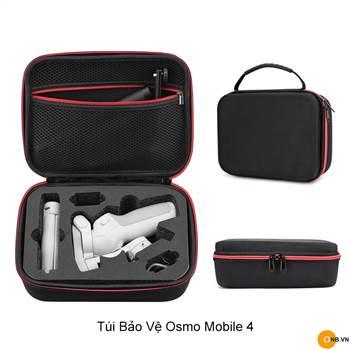 Osmo Mobile 4 Túi Bảo Vệ Đựng Phụ Kiện Màu Đen