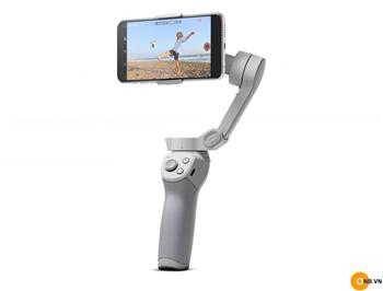 DJI Osmo Mobile 4 - Gimbal chống rung điện thoại mới nhất 2021
