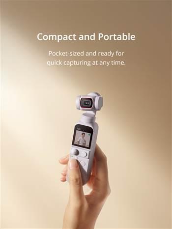 Osmo Pocket 2 phiên bản White đặc biệt cho bạn nữ