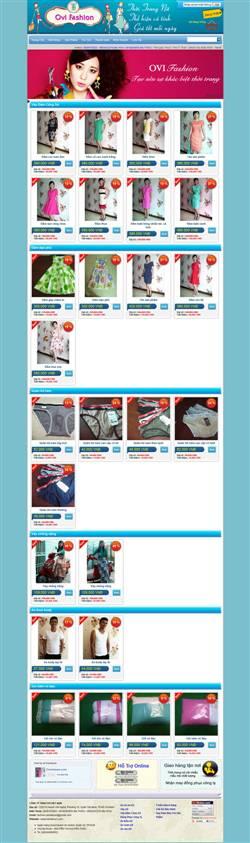 Thiết Kế Website Trọn Gói 500.000 VNĐ - www.onb.vn làm chủ 1 website chuyên nghiệp ! - 24