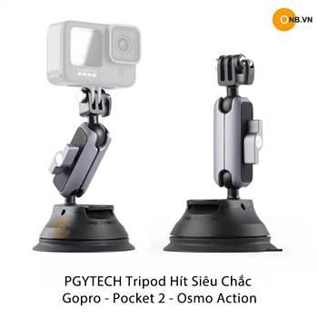 PGYTECH Suction Cup - Tripod hít gương Gopro - Pocket 2