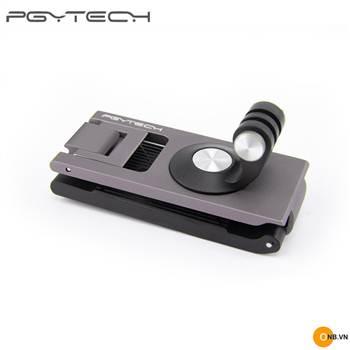 PGYTECH Kẹp Balo Giữ Máy DJI OSMO Pocket - ACTION - GoPro
