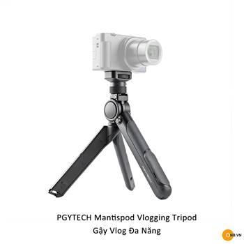 PGYTECH Mantispod Tripod - Gậy Vlog Đa Năng Gopro, Pocket