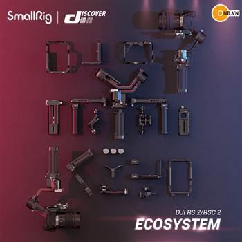 Phụ kiện Smallrig cho Gimbal DJI RS2 - RSC2 Ecosystem