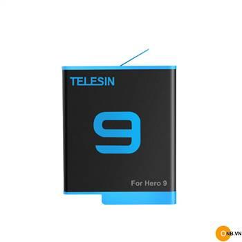 Pin Telesin cho Gopro 9 Dùng tốt như Pin Zin mà giá lại rẻ