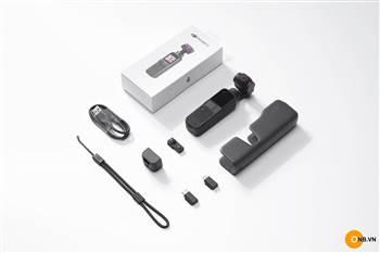 Review đánh giá Osmo Pocket 2: mở hộp, tính năng và điểm nổi bật