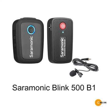 Saramonic Blink 500 B1 - Mic thu âm không dây nhỏ gọn