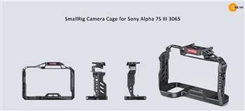 Smallrig cage - Khung quay cho Sony A7S3 code 3065 mới nhất 2021