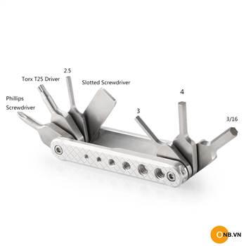SmallRig Folding Tool Set with Screwdrivers 2213