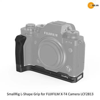 SmallRig L-Shape Grip for FUJIFILM X-T4 Camera 2813