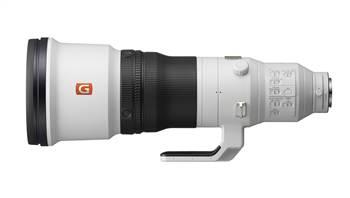 Sony giới thiệu ống kính siêu tele 200-600mm f/5.6-6.3 G OSS và 600mm f/4 G