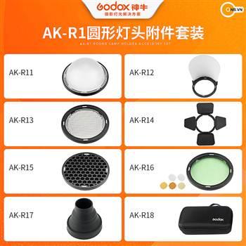 Tản sáng Godox AK-R1 tên gọi phụ kiện từng món ! có bán lẻ