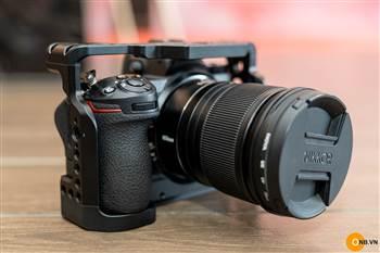 Trên tay Cage Khung Quay Phim Cho Nikon Z6 và Crane 3s