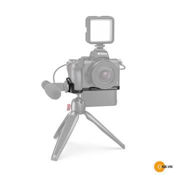 Trên tay L Plate Mini Vlog cho Nikon Z50 chất lượng