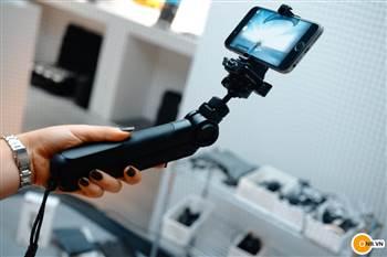 Trên tay MantisPod PGYTECH - Tripod đa năng cho máy ảnh và Gopro