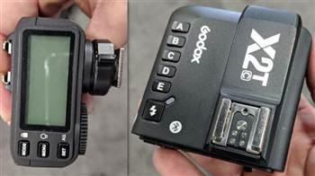 Trên tay Trigger Godox X2T mới nhất thêm nhiều tính nắng mới có Bluetooth