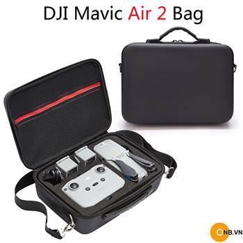 Túi chống sốc Mavic Air 2 full phụ kiện bảo vệ máy