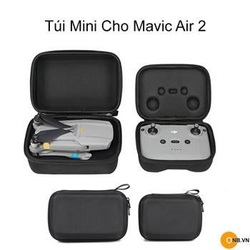 Túi Mini cho Mavic Air 2 và Tay cầm điều khiển Controller