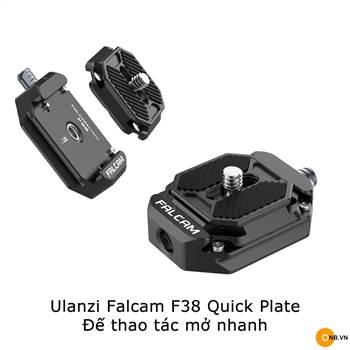 Ulanzi Falcam F38 Quick Plate - Đế thao tác mở nhanh 2021