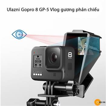 Ulanzi Gopro 8 GP-5 Gương Vlog phản chiếu