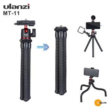 Ulanzi MT-11 Tripod bạch tuộc cho máy ảnh, điện thoại, Gopro
