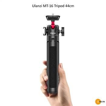 Ulanzi MT-16 Tripod 44cm dùng cho Gopro, Pocket 1-2 Máy Ảnh