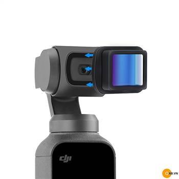 Osmo Pocket Ulanzi OP-11 1.33X Anamorphic Lens