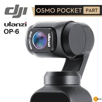 Ulanzi OP-6 Super Marco Lens for DJI Osmo Pocket