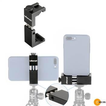 Ulanzi ST-02S Kẹp điện thoại Vlog bằng kim loại