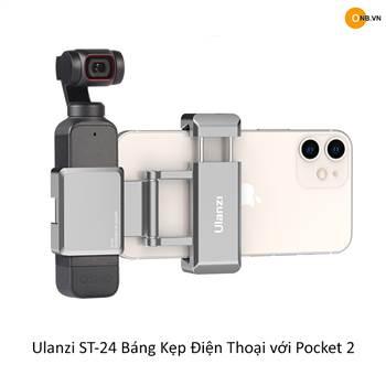 Ulanzi ST-24 Báng Kẹp Điện Thoại với Pocket 2