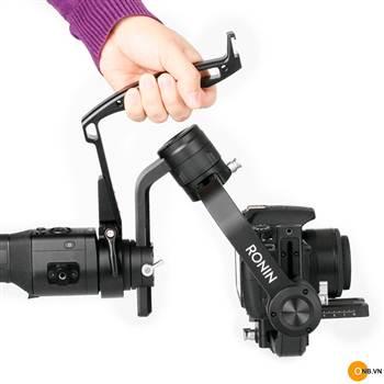 Uurig DH09 Tay cầm DJI Ronin S hỗ trợ quay phim