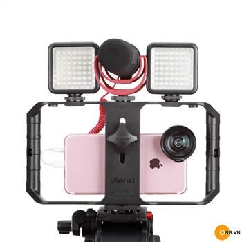 Ulanzi U-Rig Pro Khung giá đỡ quay phim điện thoại Android Iphone