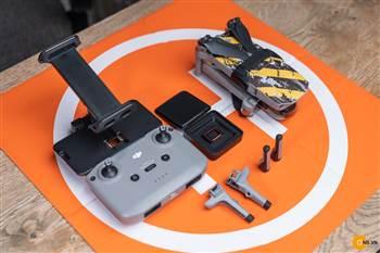 Unboxing khui hộp bộ combo 5 món phụ kiện hữu ích dành cho Mavic Air 2