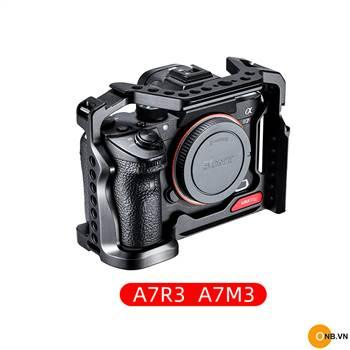 Uurig Cage R063 Khung Sony Alpha A7III, A7R3 mới 2021