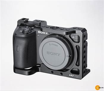 Uurig Cage Sony Alpha A6600 - Khung bảo vệ máy ảnh A6600